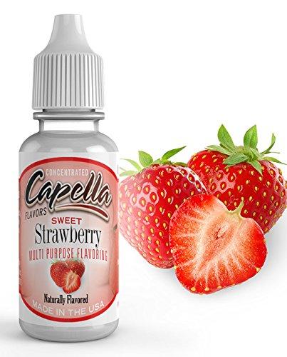 Capella Flavor Drops Strawberry Concentrate product image