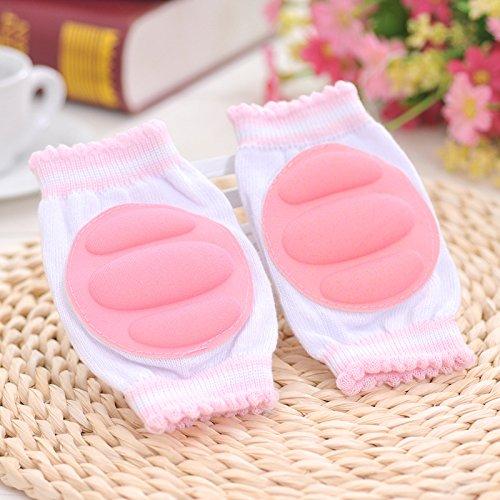 Baby Crawling Anti-Slip Knee Unisex Baby Toddlers Kneepads 5 Pick set