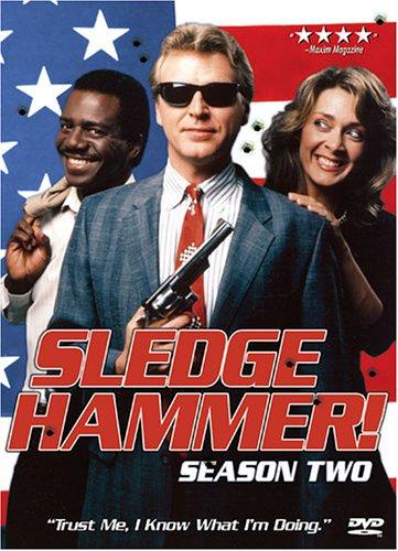 Paul Seymour Bills - Sledge Hammer! - Season Two
