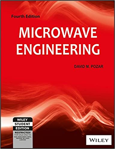 Microwave Engineering Textbook In Pdf