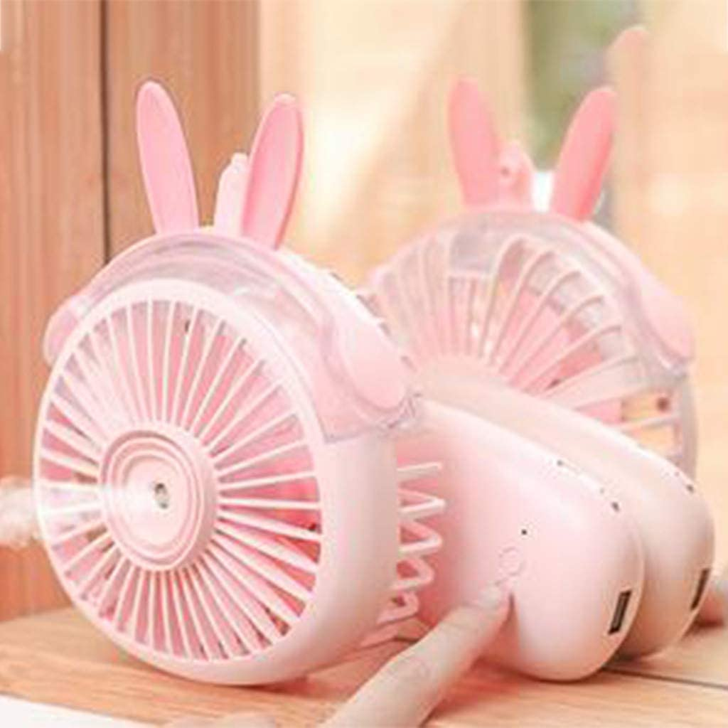 Fabal Rechargeable Portable USB Powered Cooling Fan Handheld Mini Fan