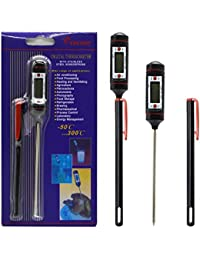 Buy (Free hook) Freehawk cooking thermometer cooking thermometer digital thermometer homemade bread handmade cosmetics... deliver