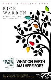 The Purpose Driven Life: What On Earth Am I Here For? by Rick Warren ebook deal