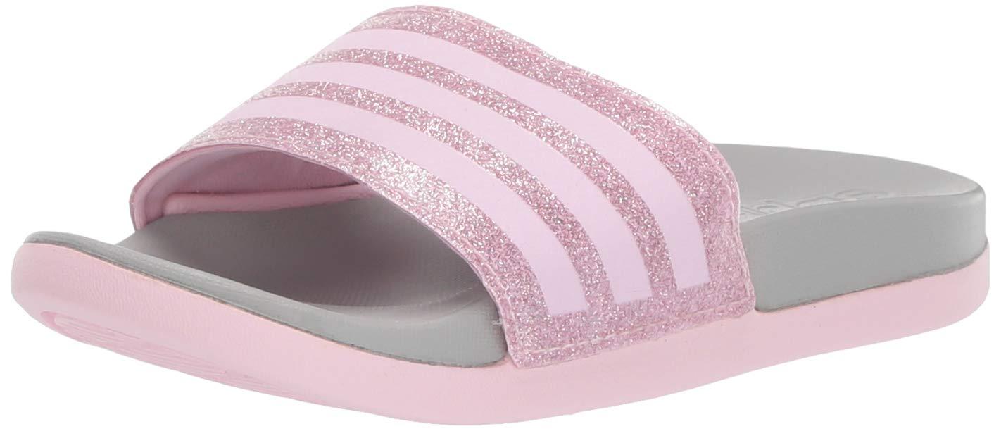 adidas Kids' Adilette Comfort Slide Sandal