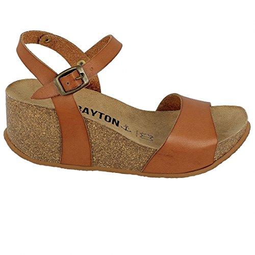 Bayton - Tongs / Sandales - Ba-10356 - Marron
