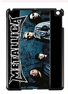 Case Cover Design Metallica Music ME03 for Ipad mini Border Rubber Silicone Case Black@pattayamart