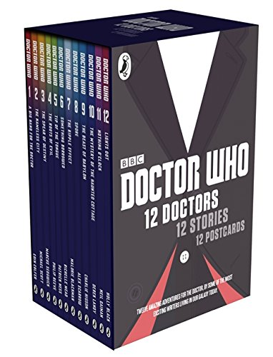 Doctor Who – 12 Doctors – 12 Stories Slipcase Edition