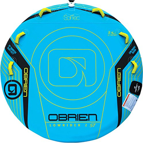 O'Brien Lowrider Soft Top 2-Person Towable Tube