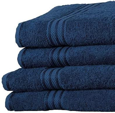 Linens Limited Supreme 500gsm Egyptian Cotton Bath Sheet Black