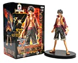 Banpresto 48213 Volume 1 Monkey D. Luffy DXF The Grandline Men One Piece Film Z 6