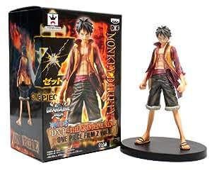 Banpresto - Figurine One Piece Grandline Men - Monkey.D.Luffy Film Z - 4908188815422
