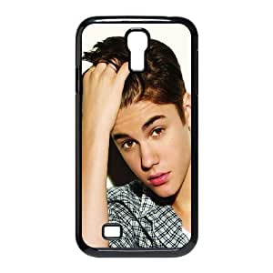 Popular Singer Justin Bieber Pattern Productive Back Phone Case For SamSung Galaxy S4 Case -Style-7