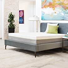 WELLSVILLE 11 Inch Hybrid Mattress - Latex - Innerspring - Medium Firm Feel - 10 Year Warranty - Queen