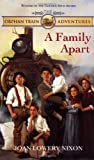 By Joan Lowery Nixon - A Family Apart (Reprint) (11/18/95)