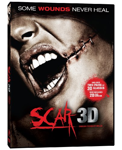 Scar 3D / 2D - With Glasses Movie 3d