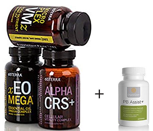 Vitality Pack (doTerra Lifelong Vitality Pack and PB Assist Probiotics)