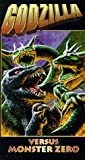 Godzilla Vs Monster Zero (EP Mode) [VHS]