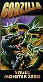 Godzilla Vs Monster Zero (EP Mode) [VHS]
