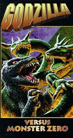 Godzilla Vs Monster Zero (EP Mode) [VHS] -