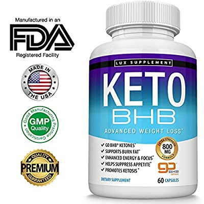 Keto CARB Blocker - Carbohydrate Blocking & Appetite Suppressant Supplement for The Ketogenic Diet w/Phase 2 Carb Control & Gymnema Leaf to Reduce Cravings & Blood Sugar Support, 60 Veggie Diet Pills