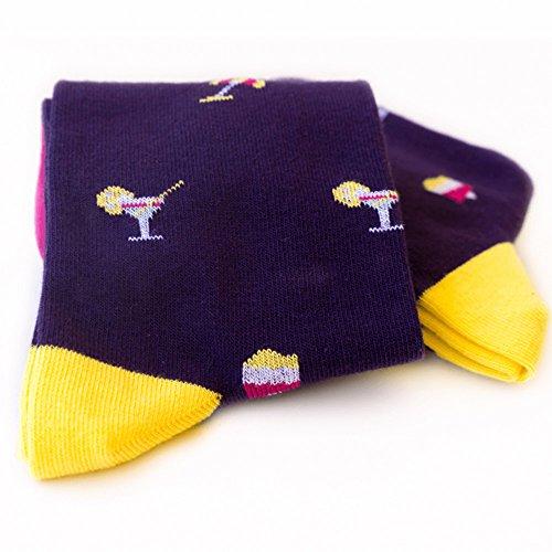 Calcetines Wasabi Mujer Summer Mix Violet&Pink: Amazon.es: Ropa y accesorios