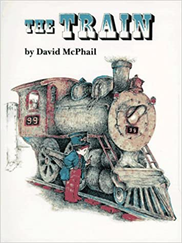Image result for the train david mcphail