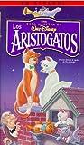 Los Aristogatos (The Aristocats) [VHS]