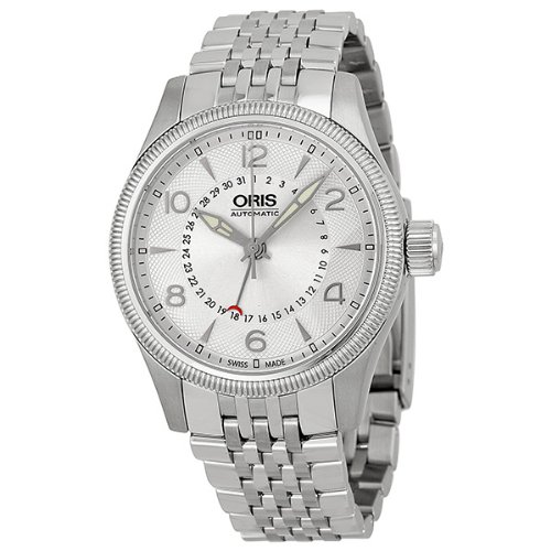 Oris Big Crown Pointer Date Automatic Stainless Steel Mens Watch (Big Crown Pointer)