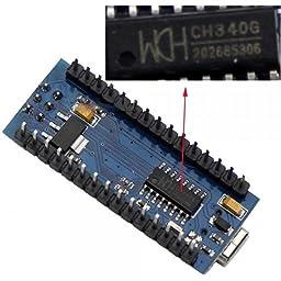 nano v3 0 atmega328p module board free mini usb cable for. Black Bedroom Furniture Sets. Home Design Ideas