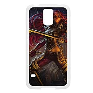 Katarina-004 League of Legends LoLDiy For Mousepad 9*7.5Inch Plastic White