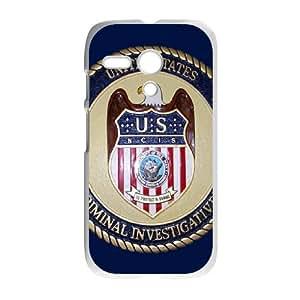 NCIS for Motorola Moto G Cell Phone Case & Custom Phone Case Cover R36A652748