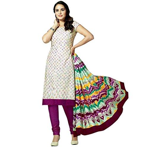 Printed Salwar (Readymade Ethnic Indian Cotton Printed Salwar Kameez Suit Pakistani Dress)