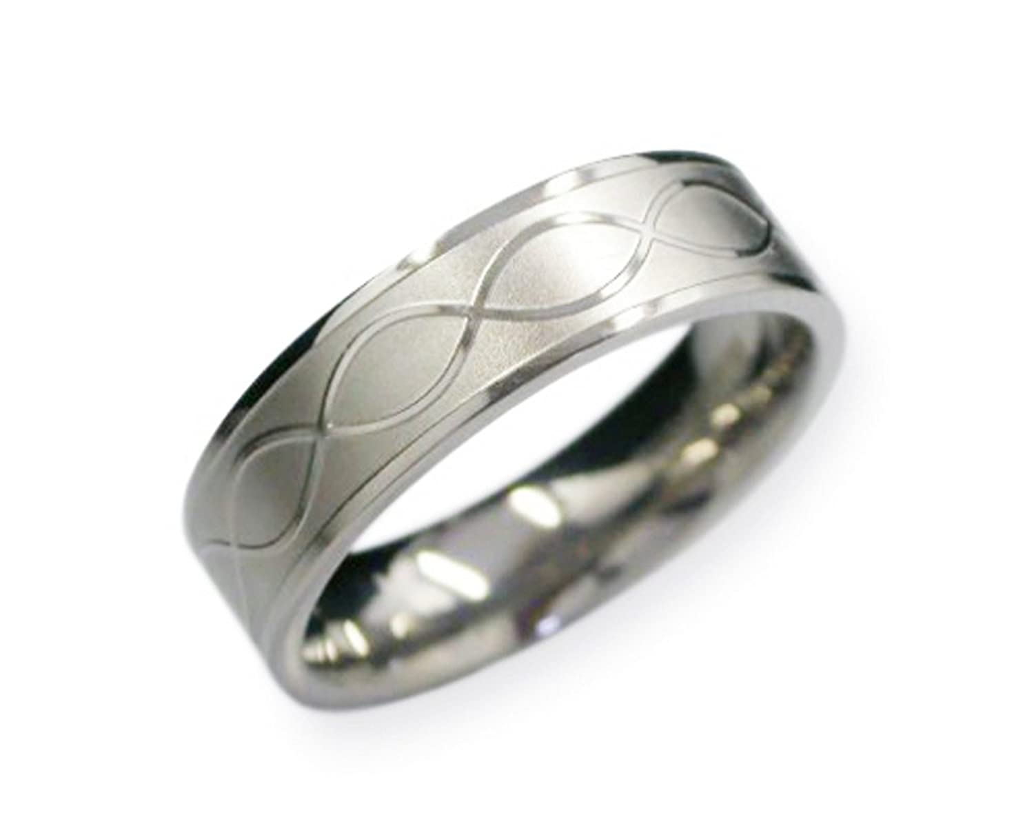 celtic with wedding rings knot gold ring bands mens band infinity white aibreann trim