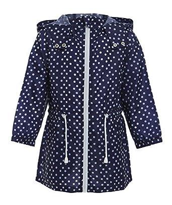 59d085ca60a0 Girls Cagoule Kagool Lightweight Showerproof Rain Jacket In A Bag ...