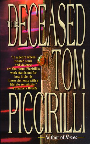 book cover of The Deceased