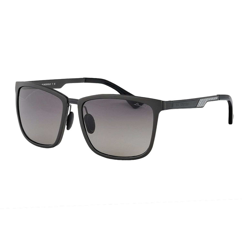 Unisex Designer Sunglasses Men Gradient Hi-Tech Lens Hydronalium Frame