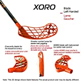 ACCUFLI Floorball Zorro Stick Left XORO Z80