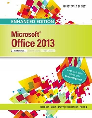 Enhanced Microsoft Office 2013: Illustrated Introductory, First Course, Spiral bound Version (Microsoft Office 2013 Enhanced (Microsoft Office Course)