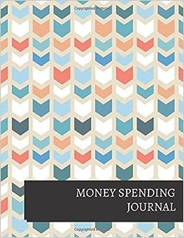 Book Money Spending Journal