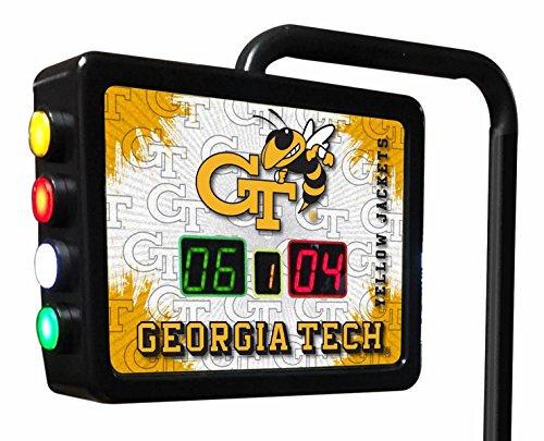 Georgia Tech Electronic Shuffleboard Scoring Unit - Officially Licensed
