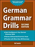 German Grammar Drills, Ed Swick, 0071789456