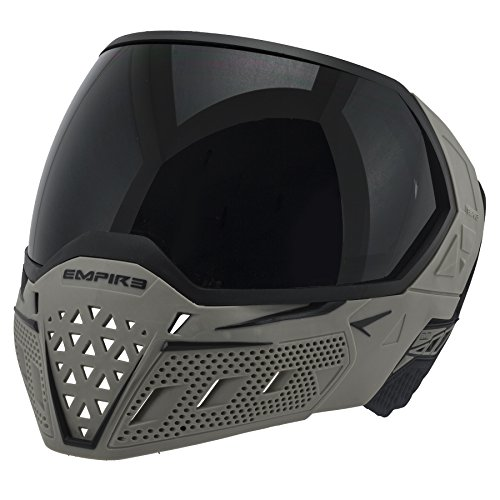 Empire EVS Thermal Paintball Goggles - Grey/Black (Grey Thermal Paintball)