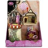 Disney Tangled Rapunzel Tower Play Set Incl Rapunzel and Flynn and Art Kit