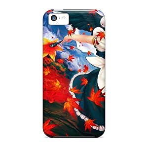 meilz aiaiNew Arrival Premiumiphone 5/5s Cases Covers For Iphone (anime Girl Dress Yellow)meilz aiai