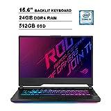ASUS 2020 ROG Strix 15.6 Inch FHD Gaming Laptop