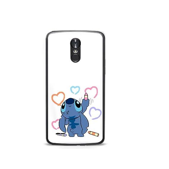 brand new 54b45 11d53 GSPSTORE LG STYLO 3 case Lilo & Stitch Disney Cartoon Cute Case Protector  Cover for LG Stylo 3/Stylo 3 Plus/LG LS777#02