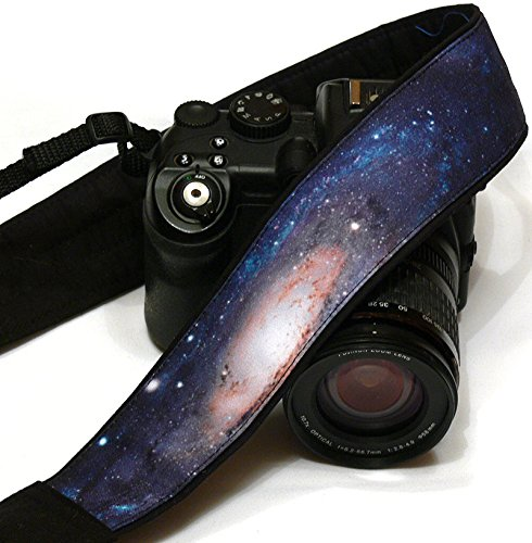 Galaxy Camera Strap. DSLR Camera Strap. Cosmos Camera Strap. Camera Strap for Men. Camera Accessories. Gifts for Him; 295
