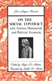 Image of On the Social Contract: with Geneva Manuscript and Political Economy