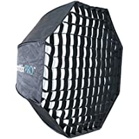 Phottix Easy-up HD Umbrella Extra Large Octa Softbox with Grid 119cm (PH82486)