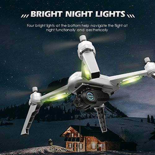 WANG XIN Remote Control Aircraft with GPS WiFi 1080P Drone Quadcopter by WANG XIN (Image #2)